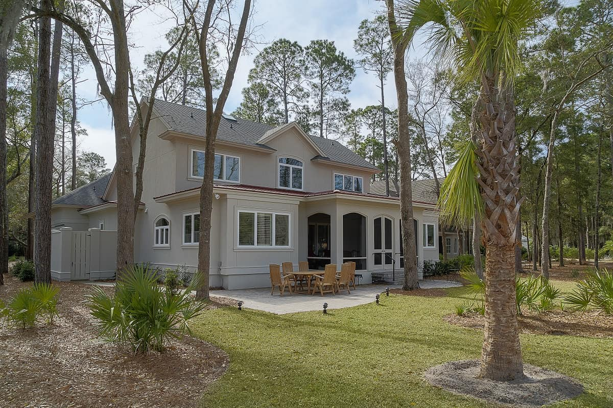 Tom Peeples is the top home builder on Hilton Head Island
